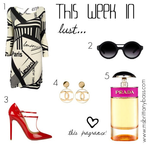 This Week in Lust | Christian Louboutin and Candy