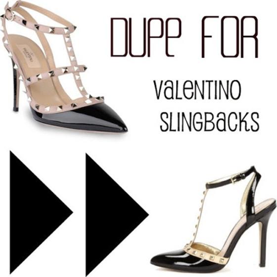Valentino slingbacks