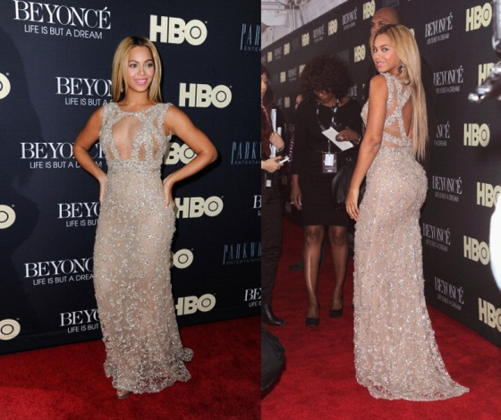 Beyonce Life is But a Dream Premiere